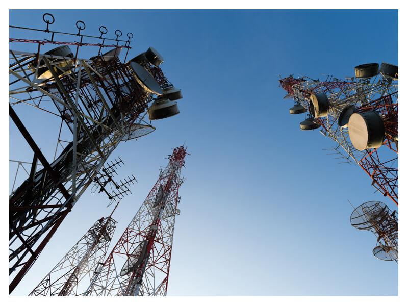 Projekty rádiových sítí